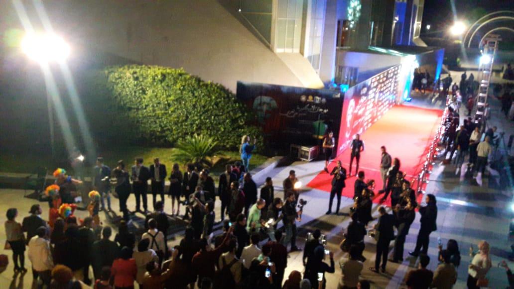 انطلاق مهرجان المسرح العربى بالإسكندرية (12)