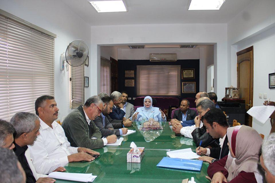 اجتماع وكيل تعليم كفر الشيخ (2)