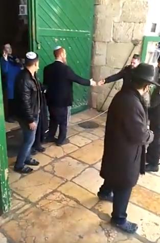 الإسرائيلى يهودا غليك