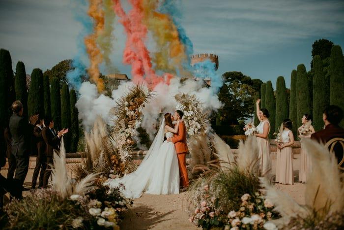 أجمل 20 صورة زفاف فى 2019 ممكن تستوحى منها أفكار فوتوسيشن فرحك اليوم السابع