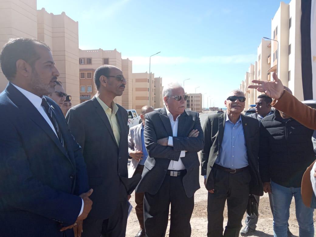 محافظ جنوب سيناء يفتتح ملعبا خماسيا بوادى مكتب والكليو 9  (5)