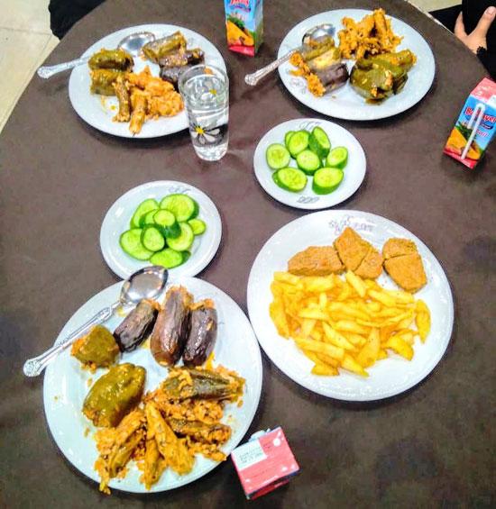 وجبات-مطعم-إطعام-الخير
