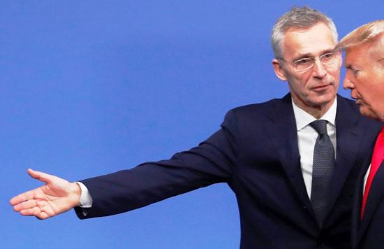 أمين-عام-حلف-الناتو-يرحب-بترامب