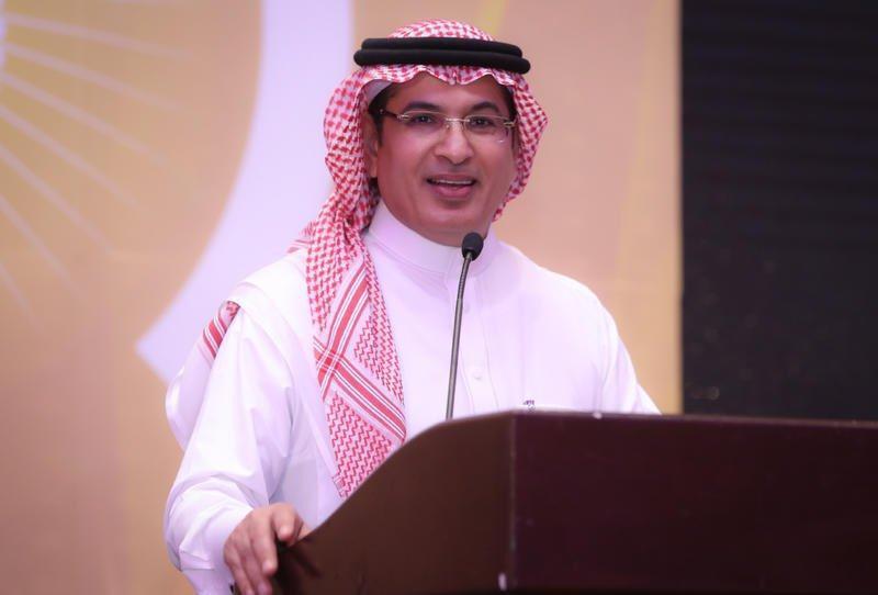 محمد فهد الحارثى رئيس منتدى الاعلام السعودى
