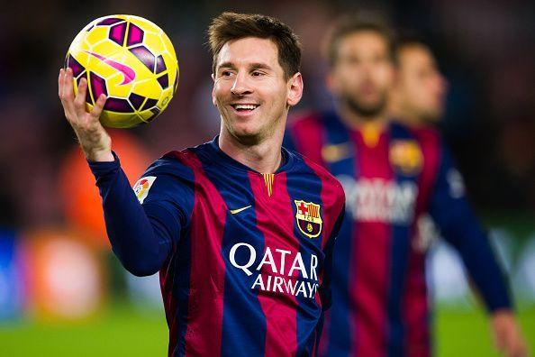 ميسي ماكينة أهداف برشلونة