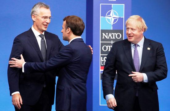 الرئيس-الفرنسى-أثار-جدلا-كبيرا-بتصريحاته-حول-الناتو