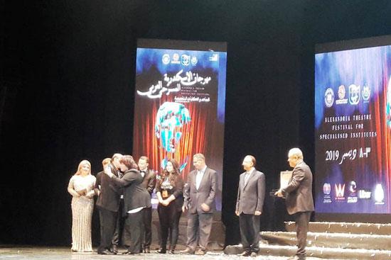 انطلاق مهرجان الإسكندرية للمسرح العربى (5)