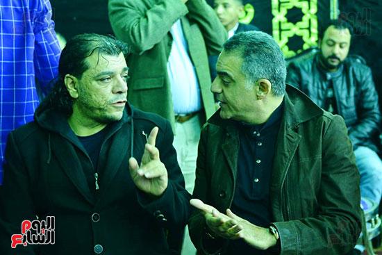 عزاء شعبان عبد الرحيم