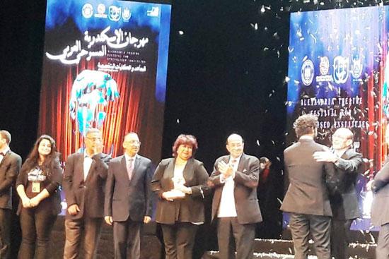 انطلاق مهرجان الإسكندرية للمسرح العربى (3)