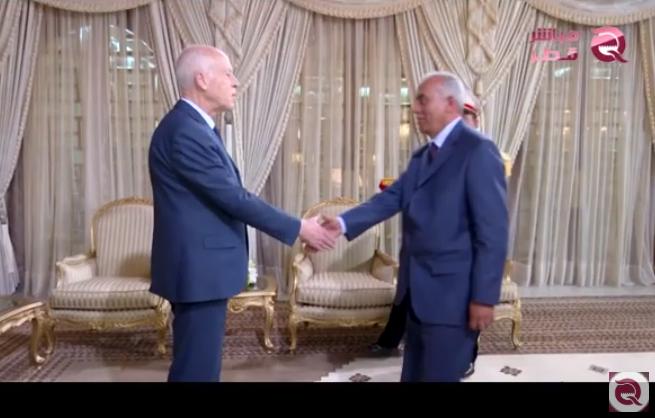 الرئيس التونسى المنتخب