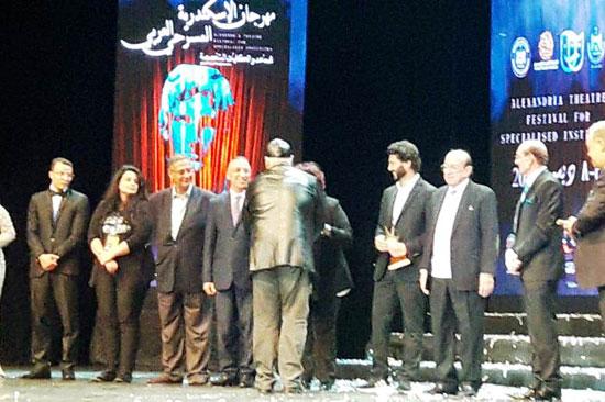 انطلاق مهرجان الإسكندرية للمسرح العربى (4)