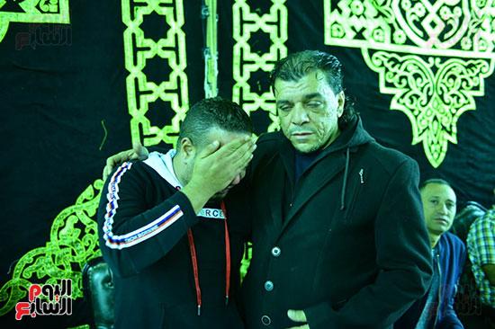عزاء شعبان عبد الرحيم (13)