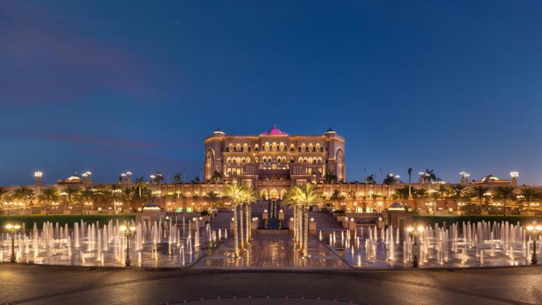 قصر الإمارات فى أبوظبى
