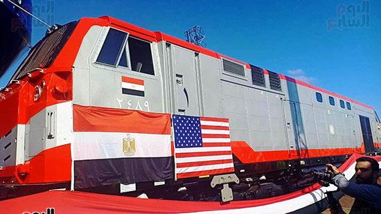 وصول جرارات جديدة قادمة أمريكا بميناء الإسكندرية (7)