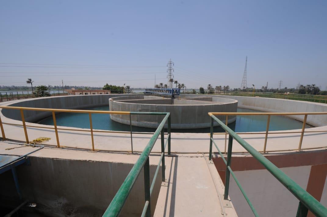 محطة مياه الصف (5)