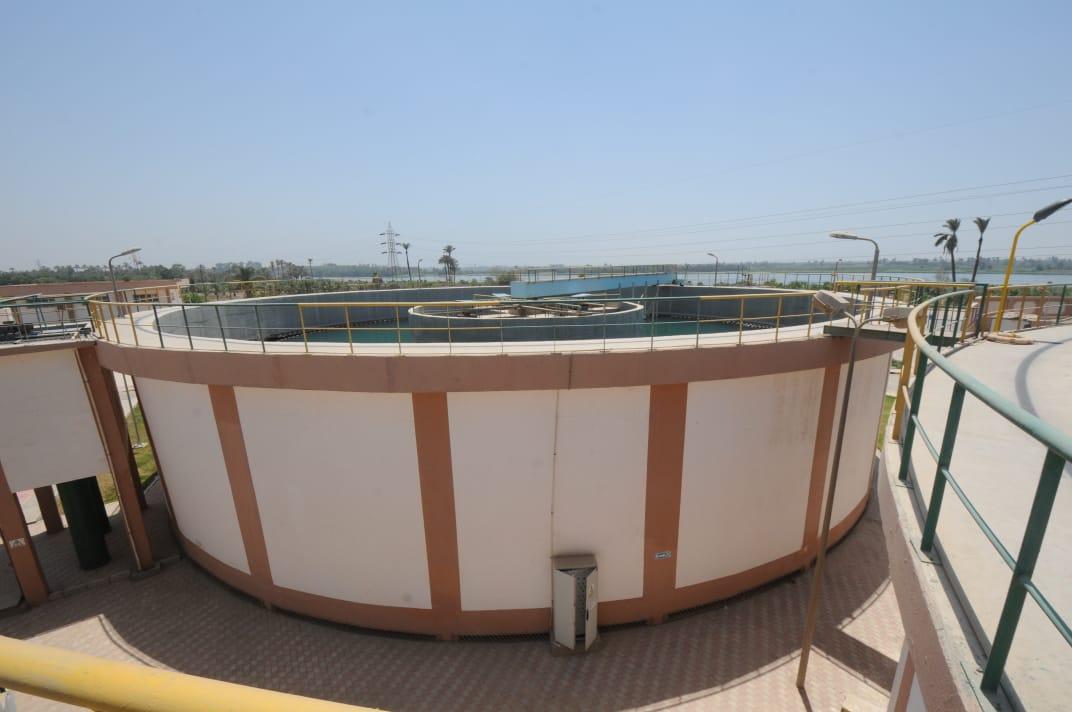 محطة مياه الصف (10)
