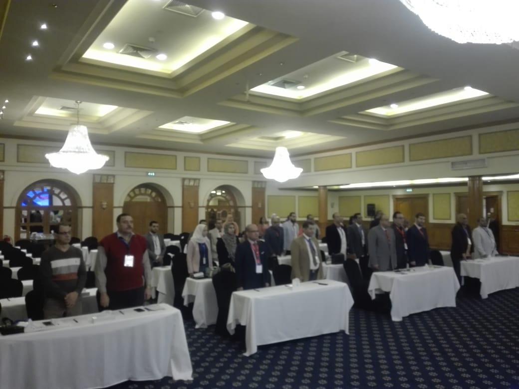 المؤتمر العلمى السنوى لأمراض الكلى والباطنة  (2)