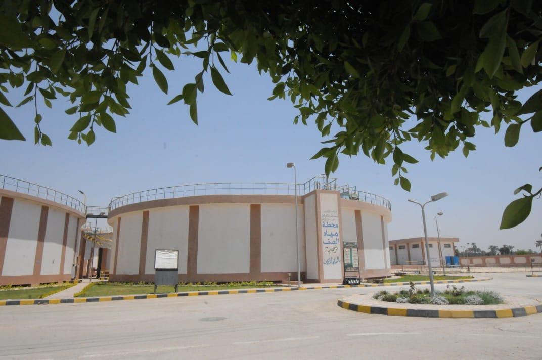 محطة مياه الصف (7)