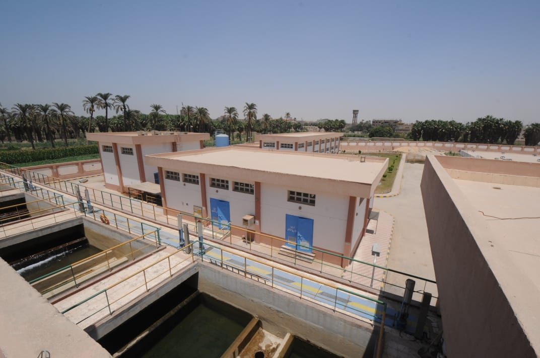 محطة مياه الصف (2)