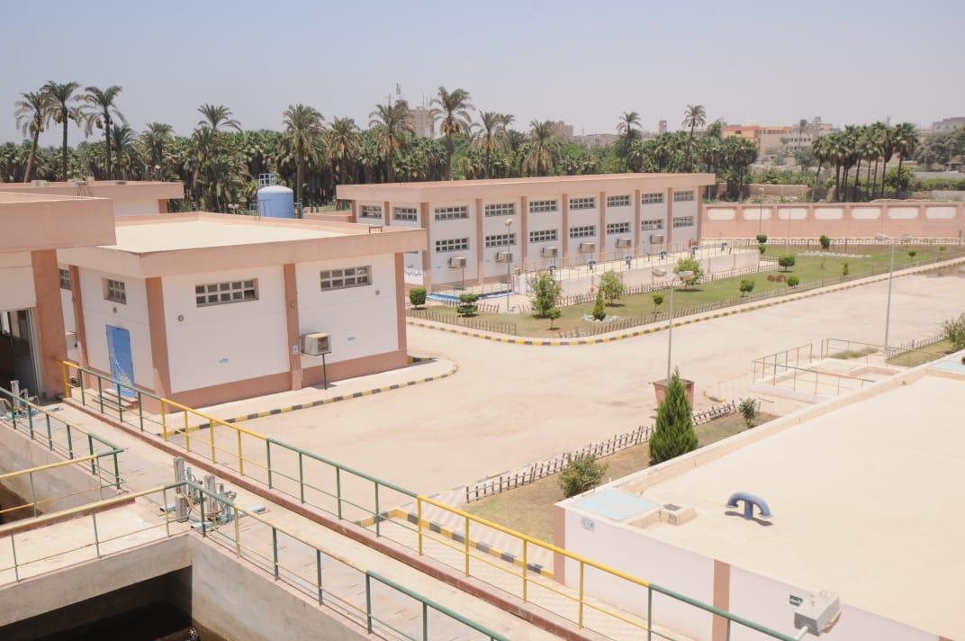 محطة مياه الصف (4)
