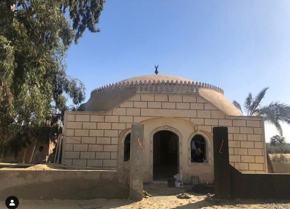مسجد هيثم احمد زكي