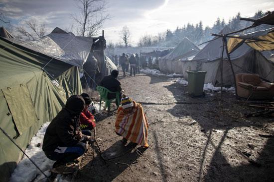 مهاجرو البوسنة