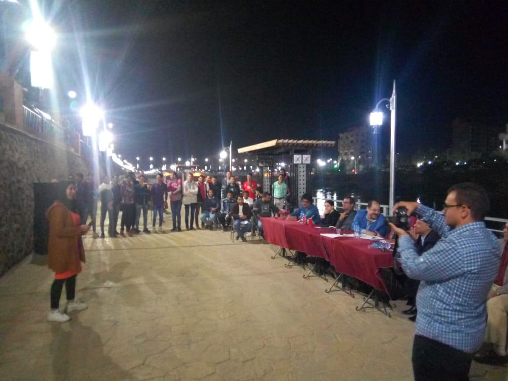 المسابقة الغناية بالممشى السياحي (2)