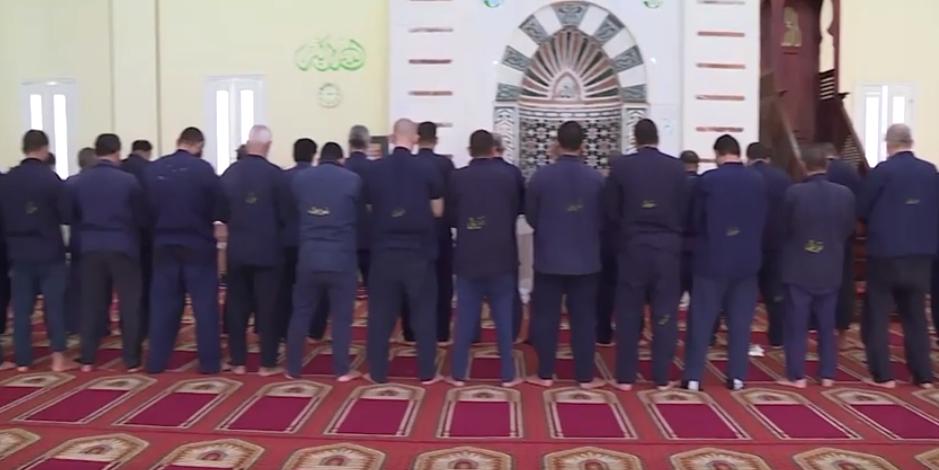 مسجد السجن