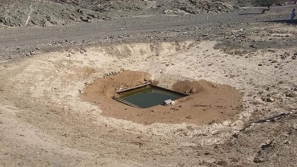 أقدم آبار الصحراء الشرقية (1)