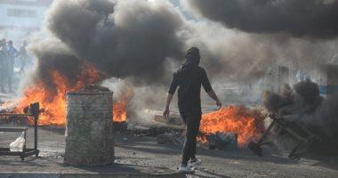 مواجهات عنيفة فى المظاهرات العراقية