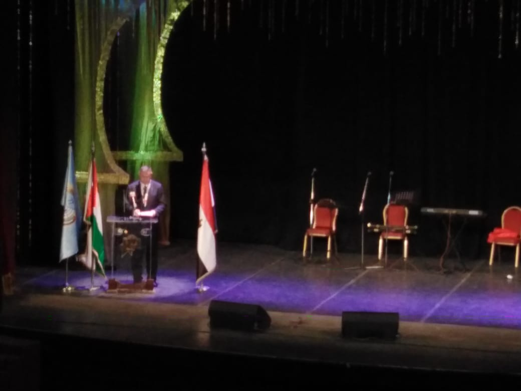 قنصلية فلسطين بالإسكندرية تحتفل باليوم العالمى للتضامن مع الشعب الفلسطينى (2)