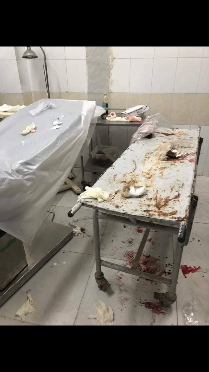 دماء بمستشفى أبو كبير (2)