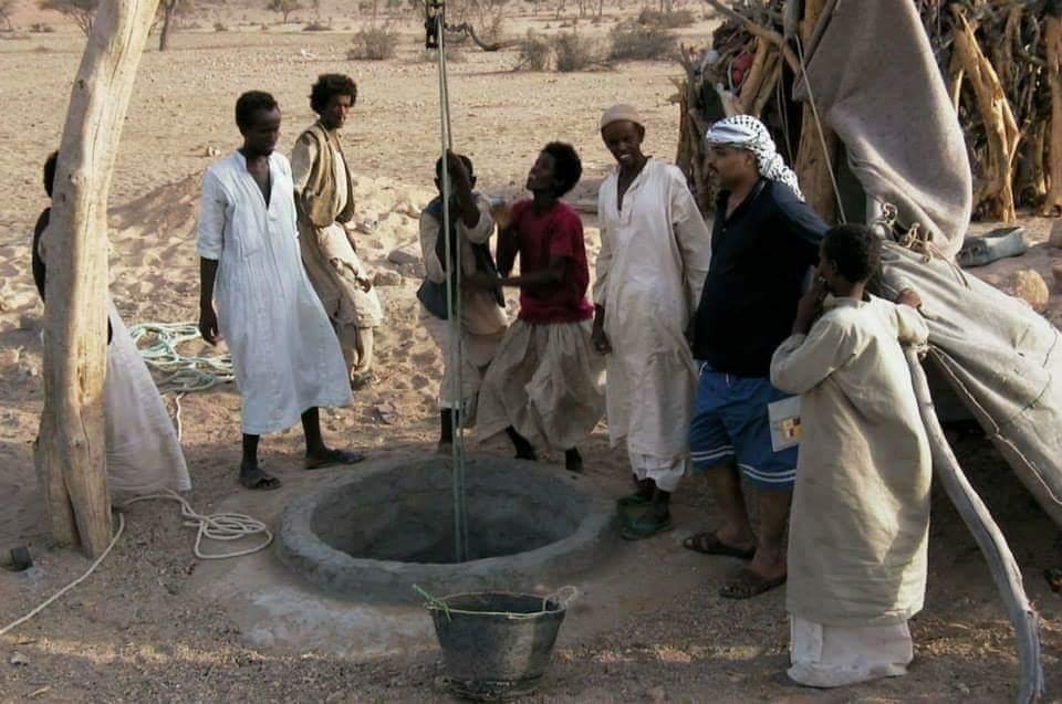 أقدم آبار الصحراء الشرقية (5)
