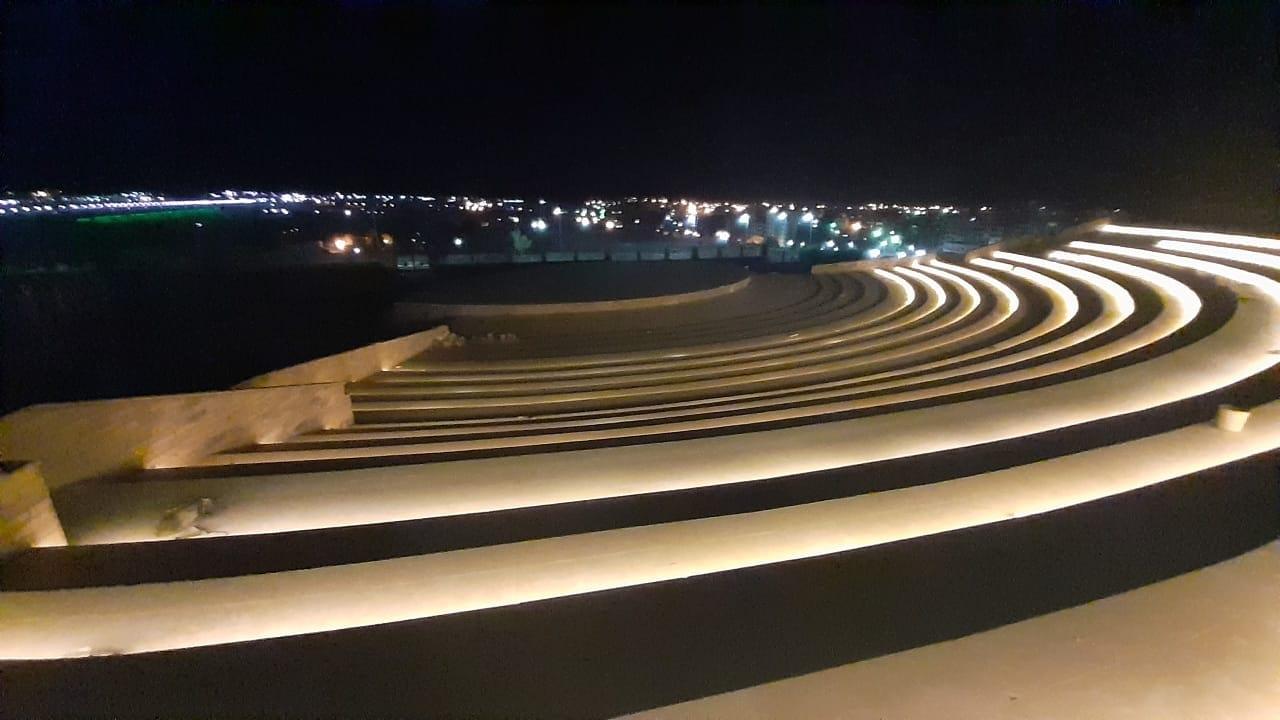 المسرح المكشوف بمدينة أسوان (4)
