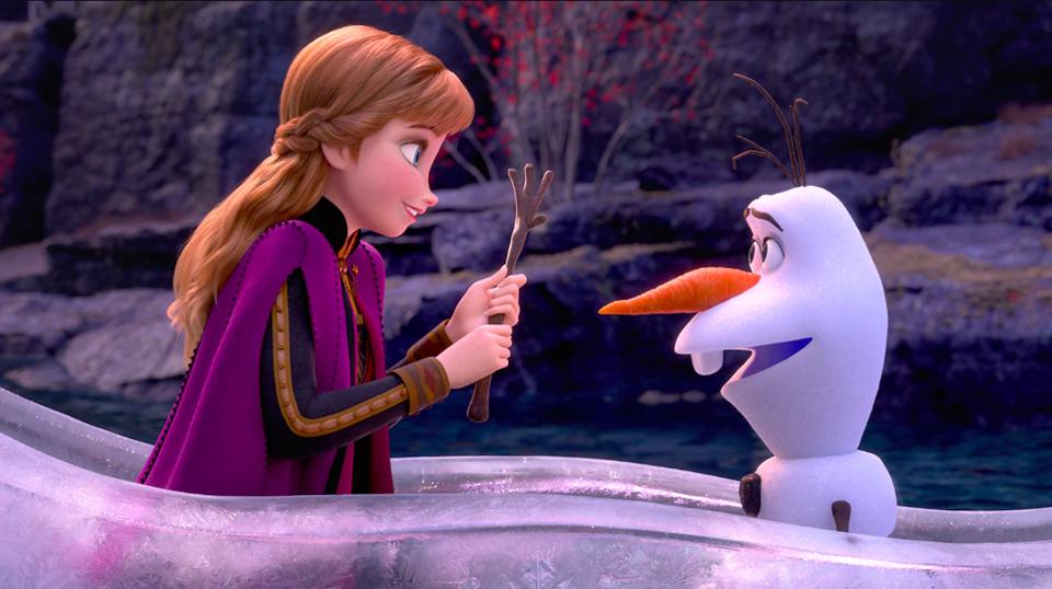 فيلم frozen 2