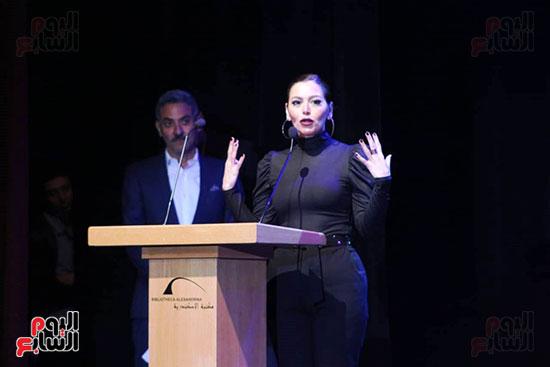 جوائز مهرجان اسكندرية للمسرح العربى (32)