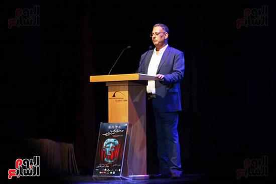 جوائز مهرجان اسكندرية للمسرح العربى (34)