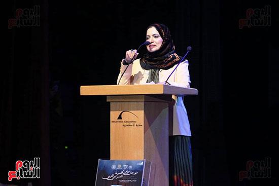 جوائز مهرجان اسكندرية للمسرح العربى (20)
