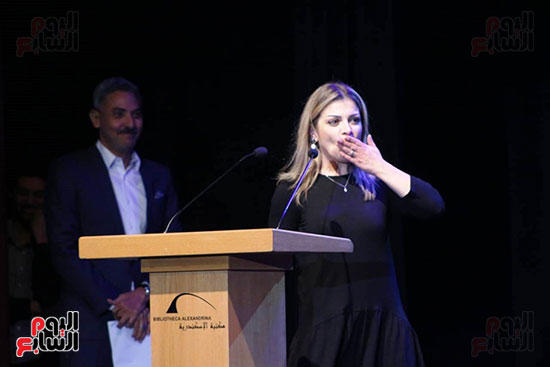 جوائز مهرجان اسكندرية للمسرح العربى (13)