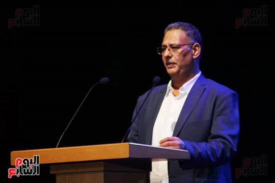 جوائز مهرجان اسكندرية للمسرح العربى (16)