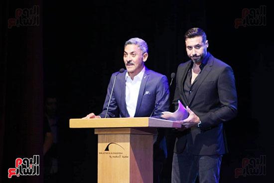 جوائز مهرجان اسكندرية للمسرح العربى (5)