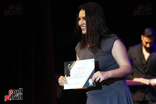 جوائز مهرجان اسكندرية للمسرح العربى (4)
