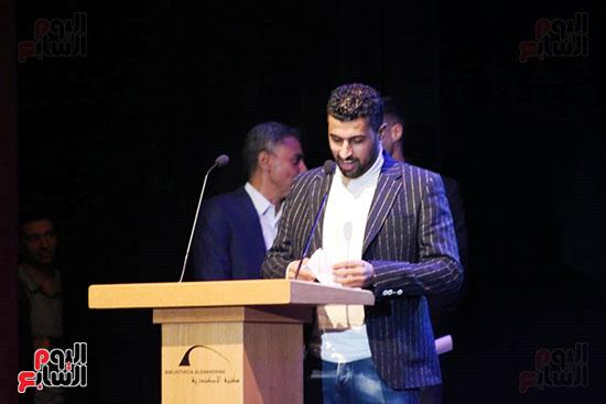 جوائز مهرجان اسكندرية للمسرح العربى (46)