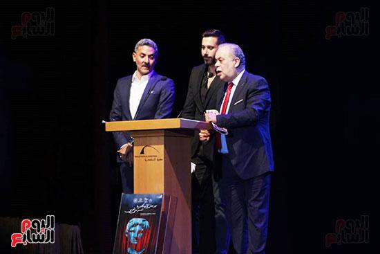 جوائز مهرجان اسكندرية للمسرح العربى (18)