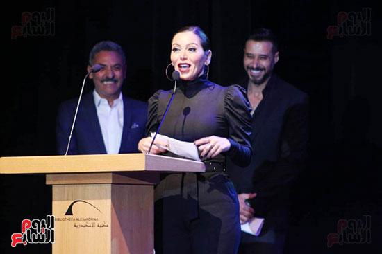 جوائز مهرجان اسكندرية للمسرح العربى (38)