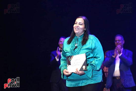 جوائز مهرجان اسكندرية للمسرح العربى (11)