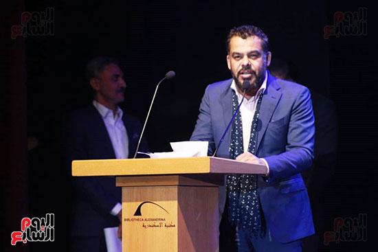 جوائز مهرجان اسكندرية للمسرح العربى (36)