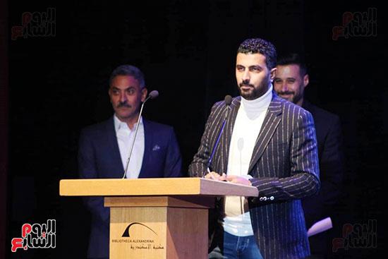 جوائز مهرجان اسكندرية للمسرح العربى (7)