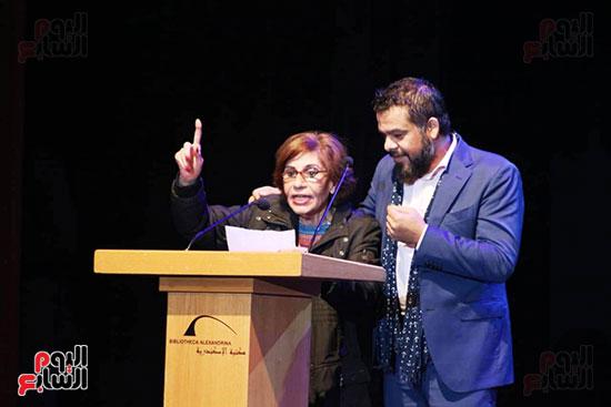 جوائز مهرجان اسكندرية للمسرح العربى (24)