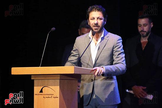 جوائز مهرجان اسكندرية للمسرح العربى (19)